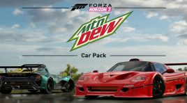 El Mountain Dew Car Pack ya está disponible para Forza Horizon 3