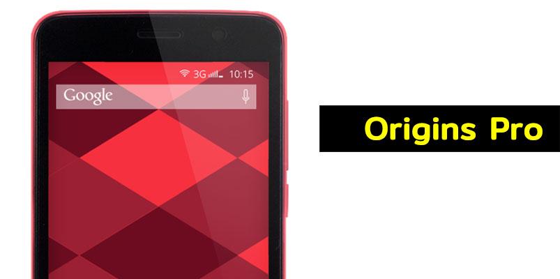 Precio y características de Origins Pro de STF Mobile