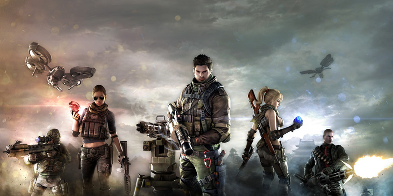 Phantomers: Insurrección el shooter gratis para PC llegará el 4 de julio