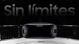 Samsung: VR Live Pass para vivir los eventos en Realidad Virtual