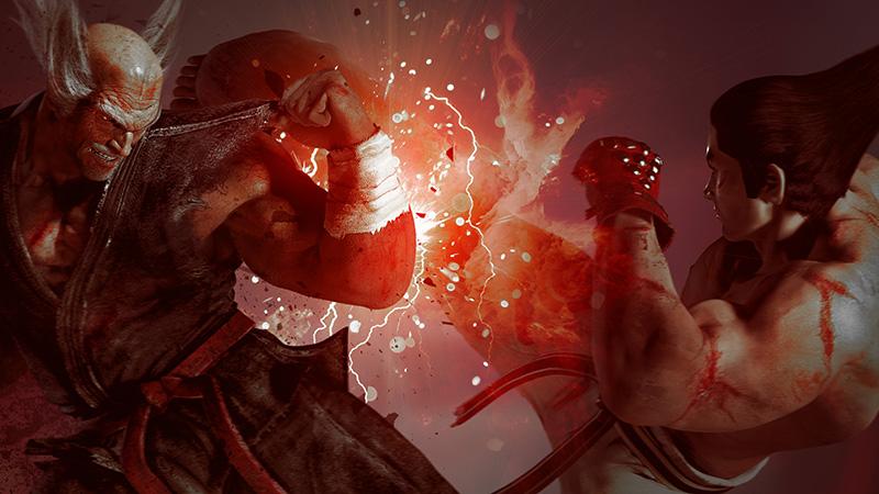 Tekken 7 lanzamiento mexico