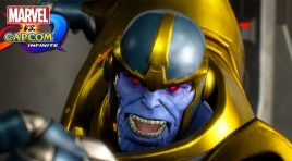 Thanos y Dante se unen a Marvel vs. Capcom: Infinite