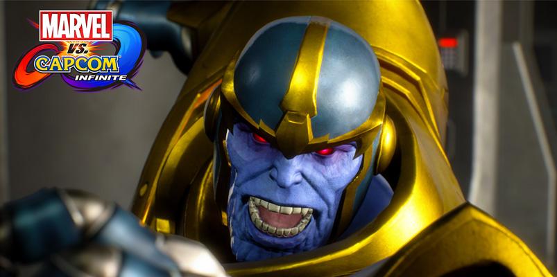 Thanos y Dante se unen a Marvel vs. Capcom: Infinite