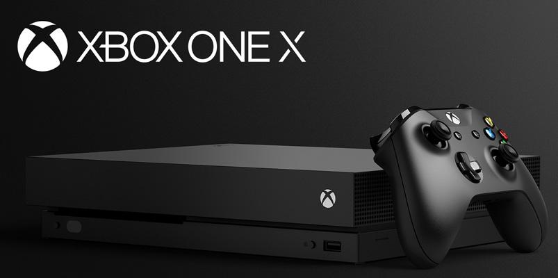 Microsoft traerá más diversión en 4K con Xbox One X