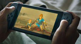 Nintendo vendió 4.7 millones de Switch a nivel mundial