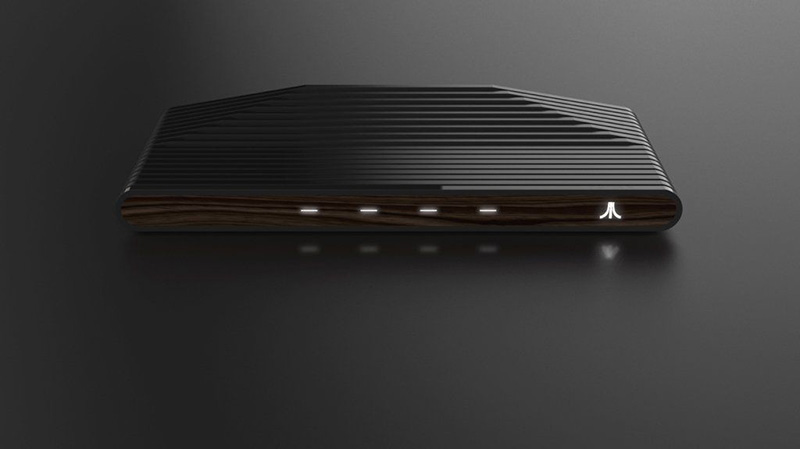 Atari Ataribox madera