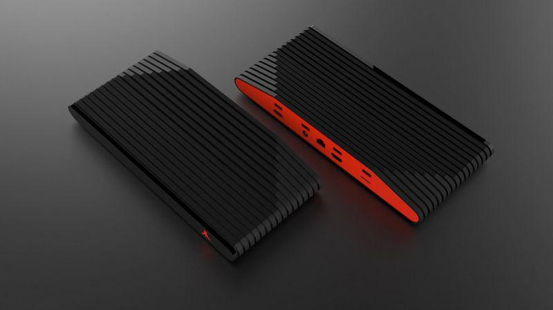 Atari Ataribox rojo