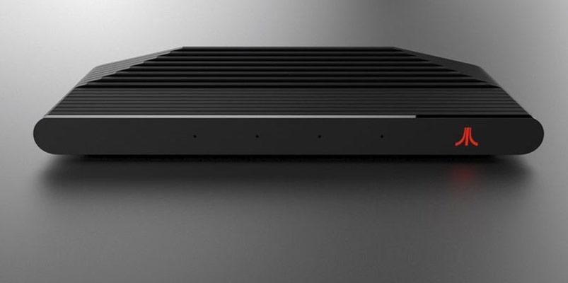 Aquí la nueva consola de Atari, conoce más de Ataribox