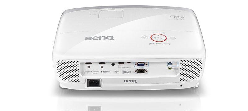 BenQ W1210ST conectores