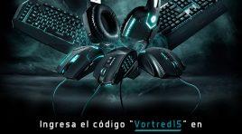 Con este código obtienes un descuento al comprar en Vortred.com
