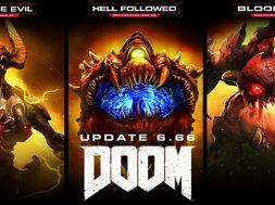 Doom actualizacion 666
