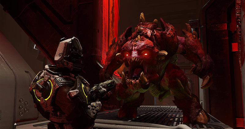 Doom actualización 666 Xbox One