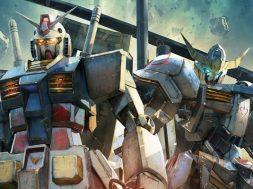 Gundam Versus arte