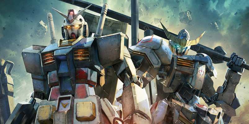 PlayStation 4 tendrá beta abierta de Gundam Versus