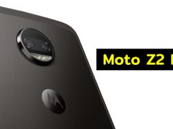 Moto Z2 Force caracteristicas