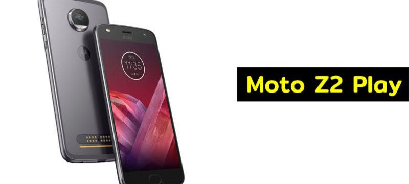 Moto Z2 Play Mexico