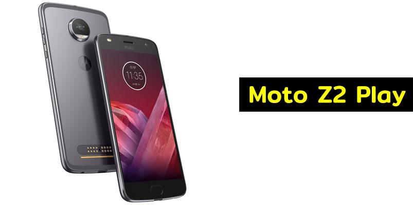 Precio y características del nuevo Moto Z2 Play en México