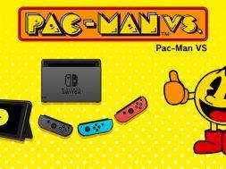 Namco Museum Pac Man Vs