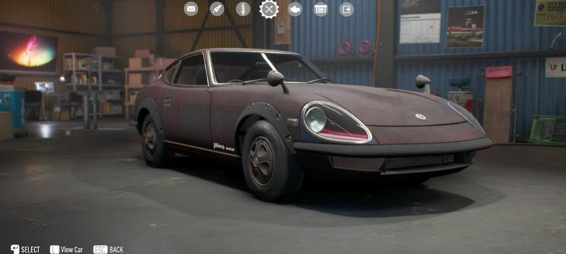 Need for Speed Payback personalizar