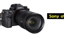 Sony Electronics presenta en México la nueva Alpha a9 (ILCE-9)