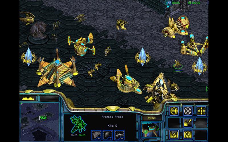 StarCraft Remastered 2017 Protoss