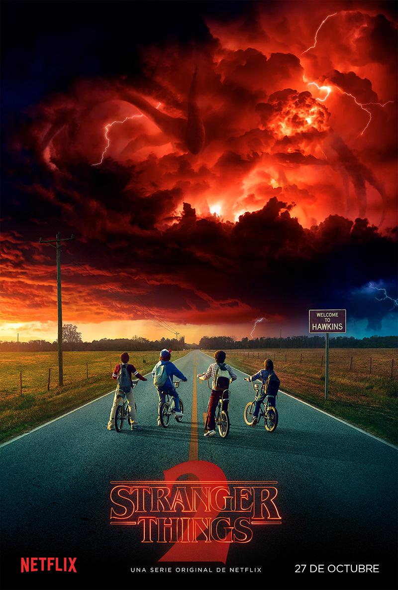 Stranger Things 2 poster 1