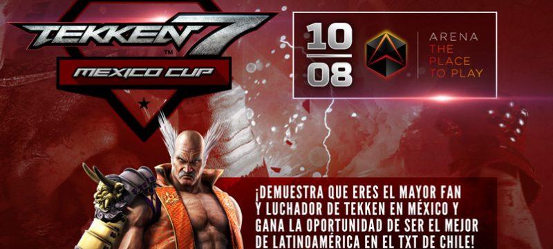 TEKKEN 7 Mexico Cup