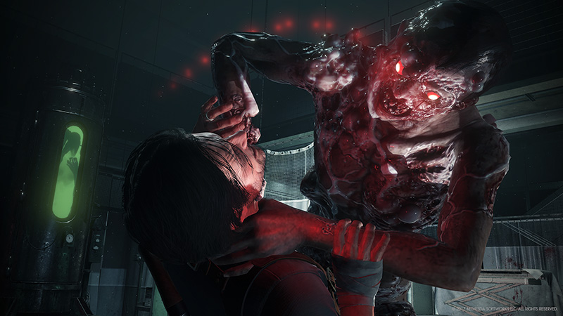 The Evil Within 2 survive