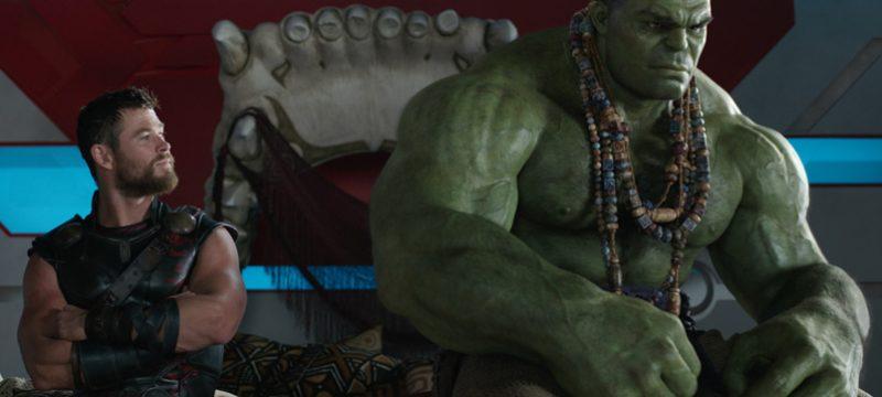 Thor Ragnarok Comic Con 2017