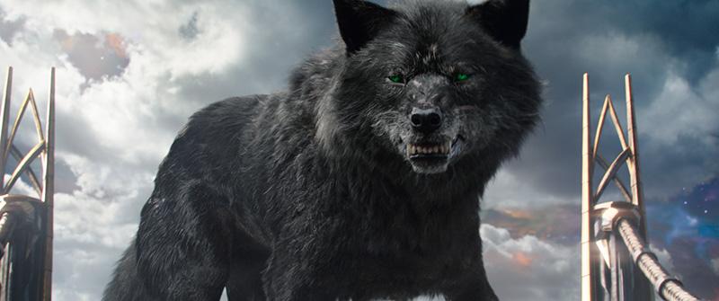 Thor Ragnarok Fenrir