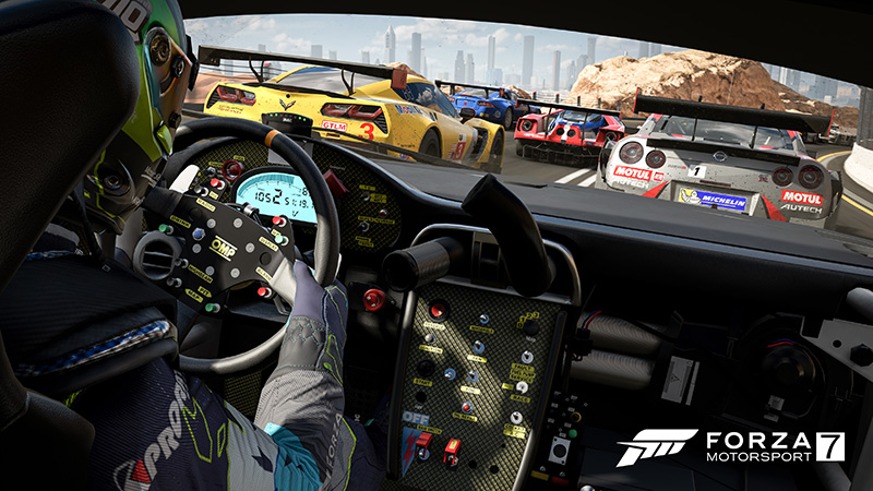 Turn 10 Forza Motorsport 7 autos