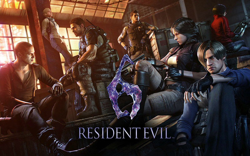resident evil 6 xbox game pass