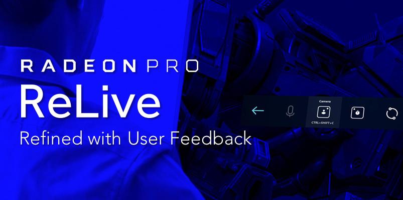 Las principales novedades de AMD Radeon Pro Software
