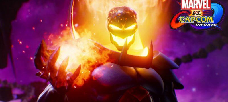 Dormammu Marvel Capcom Infinite