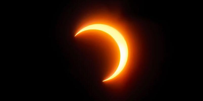 El eclipse solar lo podrás ver en vivo desde Twitter