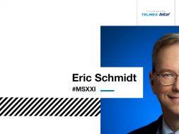 Eric Schmidt Mexico Siglo XXI