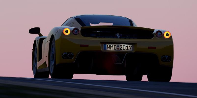 Los mejores Ferrari los podrás manejar en Project CARS 2