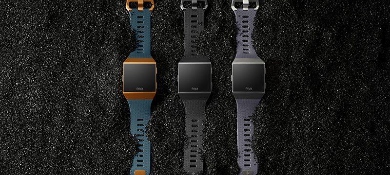 Fitbit Ionic modelos