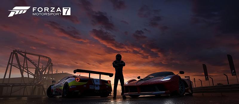 Forza Motorsport 7 405 autos