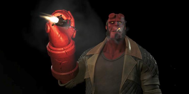 Raiden, Hellboy y Black Manta llegarán a Injustice 2