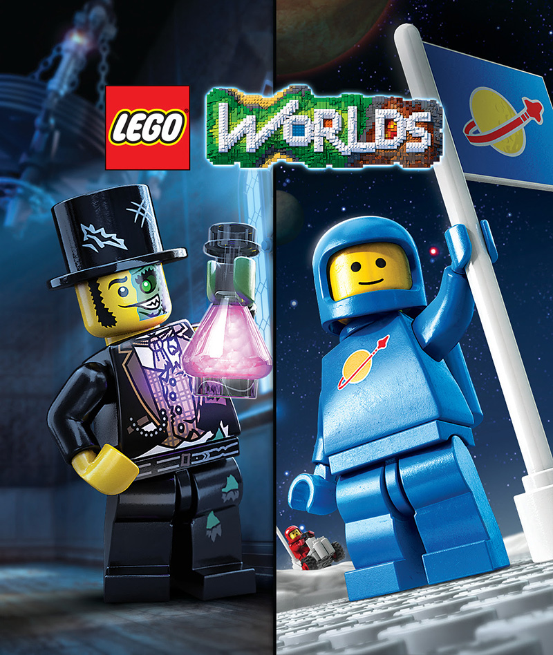 LEGO Worlds Monsters DLC