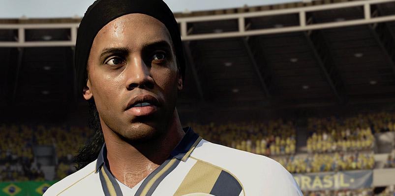 Los mejores FIFA 18 ICONS