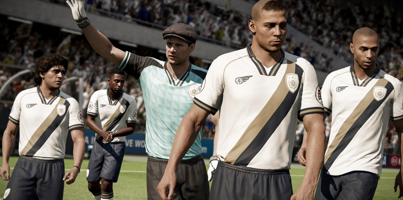 Los mejores jugadores llegarán a FIFA 18 el 29 de septiembre