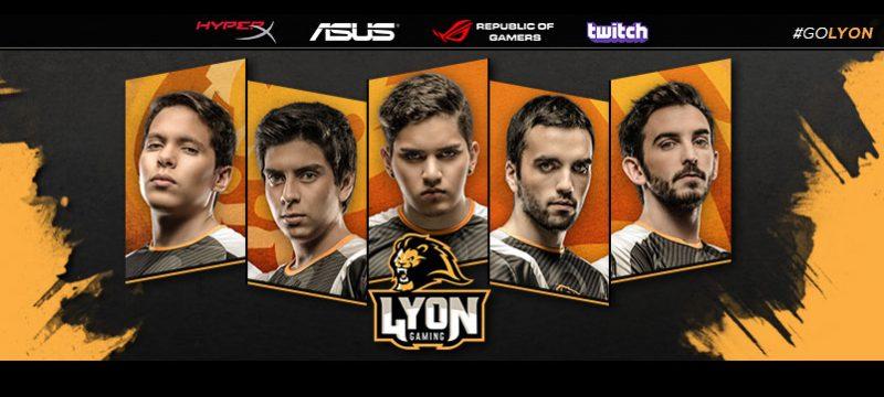 Lyon Gaming ASUS ROG