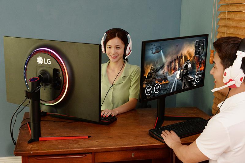 Monitor LG GK