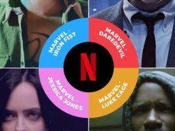 Netflix pronto The Defenders