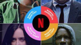 ¿Aún no ves The Defenders? pronto lo harás y Netflix lo sabe