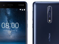 Nokia 8 Android 8