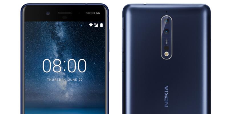 Todo indica que el nuevo Nokia 8 sería el primero con Android 8