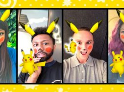 Pikachu Snapchat